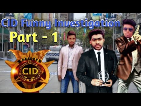 "CID (crime Investigation Department) Funny Investigation by ""God's of laughter"" Sonu Idrisi"