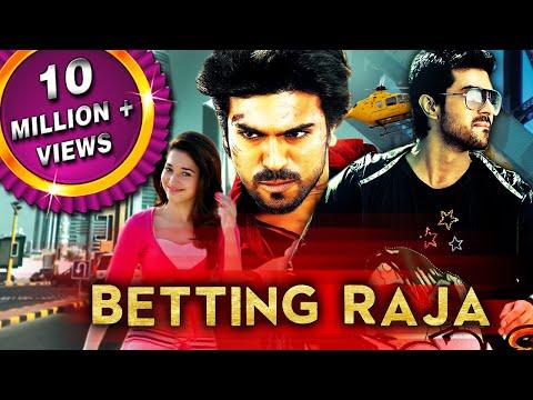 Betting Raja (Racha) Telugu Hindi Dubbed Full Movie | Ram Charan, Tamannaah