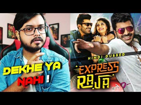 Express Raja Hindi Dubbed Movie Review | Sharwanand | Crazy 4 Movie