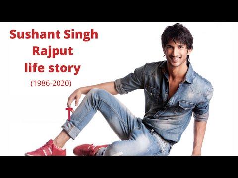 sushant singh rajput full life story bangla । Full life & Full movie list