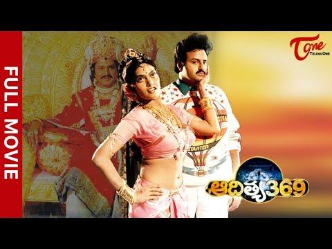 Aditya 369   Full Length Telugu Movie   Balakrishna, Mohini   TeluguOne