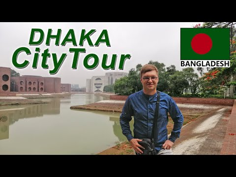Dhaka City Tour Itinerary | What to See in Dhaka, Bangladesh | One Day in Dhaka