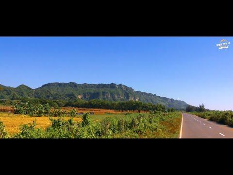 Most beautiful road of Bangladesh- Marine Drive Teknaf #shorts