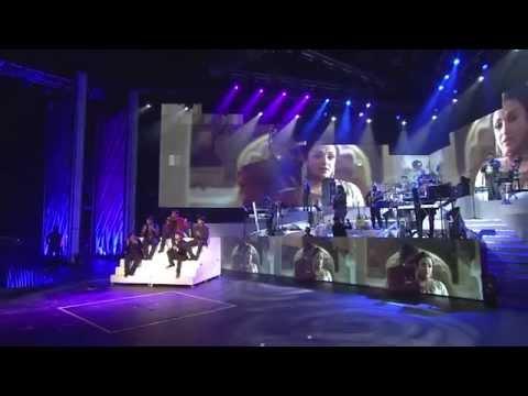 Guru – Tere Bina   A. R. Rahman   Live-in Concert Bangladesh 2014