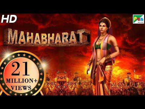 Mahabharat   Full Animated Film- Hindi   Exclusive   HD 1080p   With English Subtitles