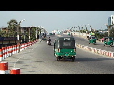 🤳Selfie Bridge Tour | Kazir Bazar Bridge | 😂Funny Sylhet Bangladesh 🇧🇩 Street Food Travel VLOG