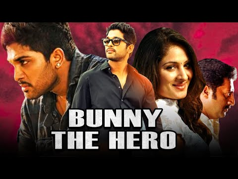 ALLU ARJUN Telugu Hindi Dubbed Full Movie | Bunny The Hero | बन्नी द हीरो | Gowri Munjal,Prakash Raj