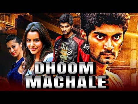Dhoom Machale (Irumbu Kuthirai) Hindi Dubbed Full Movie | Atharvaa, Priya Anand