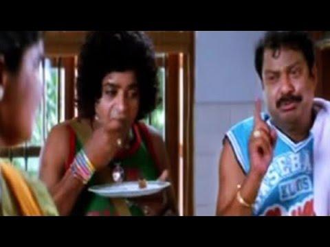 Funny Scene – Ali Eats All Biryani – Action Hindi Dubbed Movie