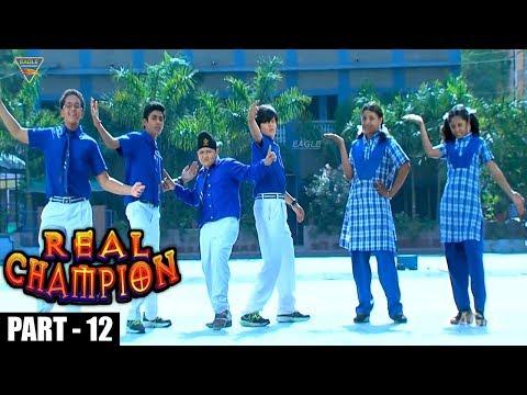 Real Champion Hindi Dubbed Movie || Part 12/12 || Urmila, Alka, Nirmala || Eagle Hindi Movies