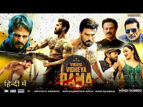 Vinaya Vidheya Rama (2021) New South Indian Hindi Dubbed Full Movie | Ram Charan New Movies In Hindi