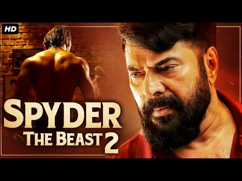 SPYDER THE BEAST 2 – South Indian Movies Dubbed In Hindi Full Movie New | South Movie | Hindi Movies