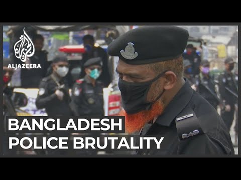 Bangladeshi police unit accused of torture and murder
