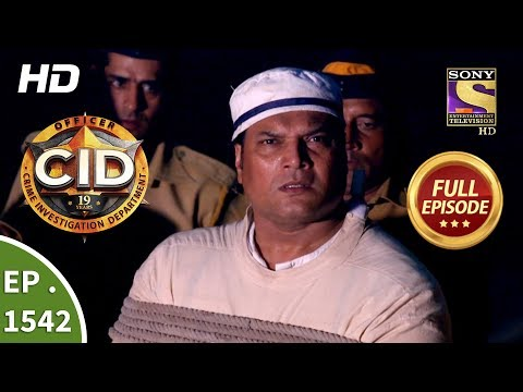 CID – Ep 1542 – Full Episode – 7th  October, 2018