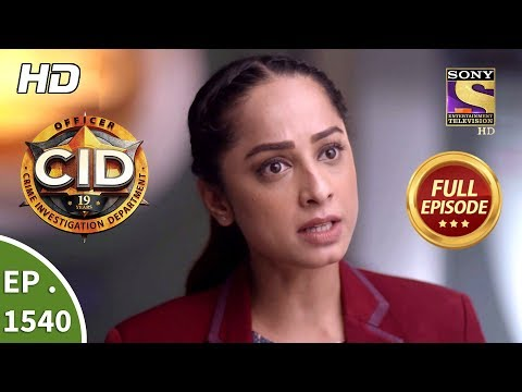 CID – Ep 1540 – Full Episode – 30th  September, 2018