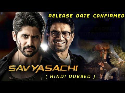 Savyasachi Hindi Dubbed Full Movie | Nagachaitanya , R Madhavan, Nidhi Agarwal| Release Date Confirm