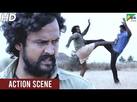 Veera Bharathi Best Action Scene | Bandhe Haath | New Action Hindi Dubbed Movie