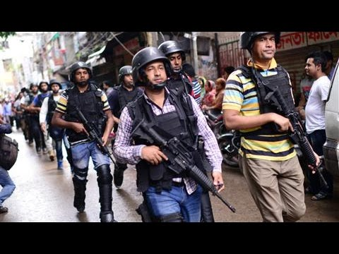 Bangladesh Police Kill Nine Suspected Militants