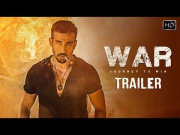 War: Official Trailer   Bangla Movie 2021     Srijeet   Pratik, Tithi, Shantilal   Amara Muzik