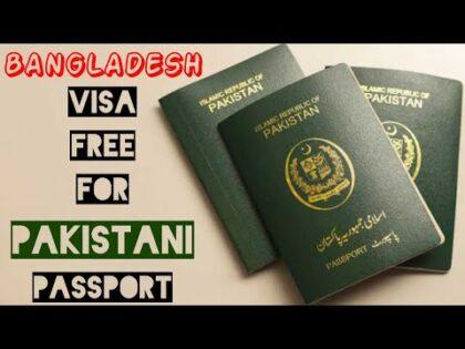 HOW TO GET BANGLADESH VISA FOR PAKISTANI PASSPORT | HINA And AHMED