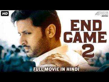 END GAME 2 – Full Movie Hindi Dubbed | Superhit Hindi Dubbed Full Action Romantic Movie |South Movie