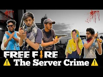 Free Fire The Server Crime | Bangla funny video | BAD BROTHERS | It's Omor