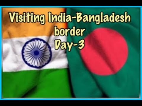 India-Bangladesh border  Episode-3  Vacation in Pandemic  Cook&Explore with Krishna
