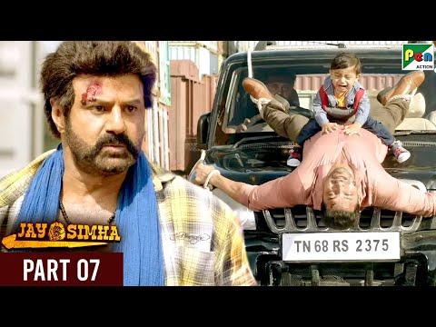 Jay Simha | Full Hindi Dubbed Movie | Nandamuri Balakrishna, Nayanthara | Part 07