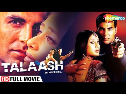 Talaash – The Hunt Begins {HD} – Akshay Kumar – Kareena Kapoor – Hindi Full Movie