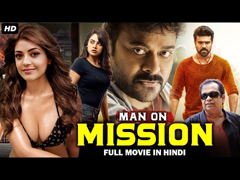 Man On Mission Full Movie Dubbed In Hindi | South Movie | Actress Kajal Agarwal, Ram Charan