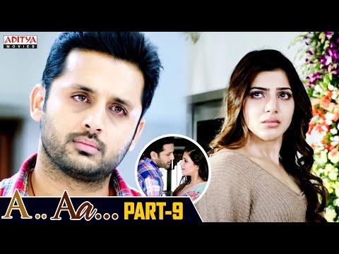 A AA Hindi Dubbed Movie Part 9 | Nithiin, Samantha, Anupama Parameshwaran | Trivikram