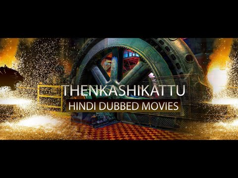 THENKASHIKATTU | Hindi Dubbed South Indian Action Movie  | South Dubbed Movie In Hindi Full