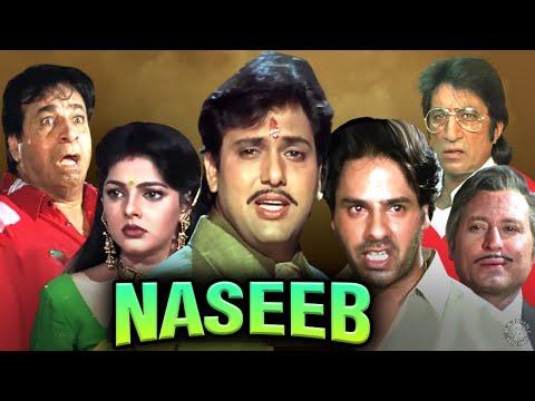 Naseeb Hindi Full Movie | नसीब 1997 | Govinda, Mamta Kulkarni, Kader Khan, Rahul Roy, Shakti Kapoor