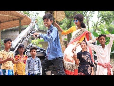 বাংলা দমফাটা হাঁসির নাটক শ্বশুর জামাই। Funny Video। Palli Gram TV Latest Video…