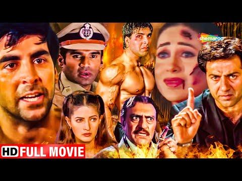 अक्षय कुमार और सुनील शेट्टी की रिकॉर्ड ब्रेक सुपरहिट मूवी – AKSHAY & SUNIL HINDI MOVIE -BAAZ & ZULMI