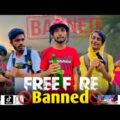 Free Fire Banned In Bangladesh | Bangla funny video | BAD BROTHERS | It's Omor
