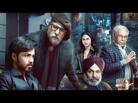 Emraan Hashmi & Amitabh Bachchan Latest 2021 Hindi Suspense Thriller Full Movie | Annu Kapoor