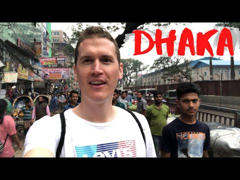 DHAKA, BANGLADESH: THE MOST FRIENDLY CITY???