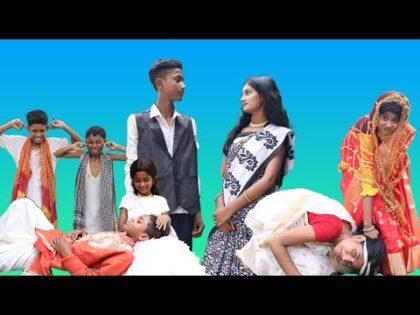 বাংলা ফানি ভিডিও বউয়ের জ্বালা। Natok Video 2021। Palli Gram TV New Video…